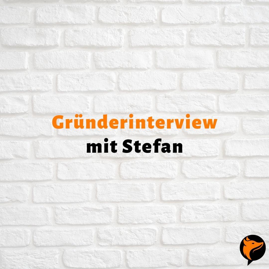 Stefan Kessels im Interview